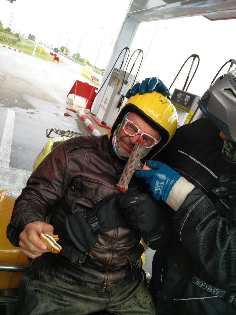 Europa-Orient-Rallye - Ein bisschen verrückt muss man schon sein.