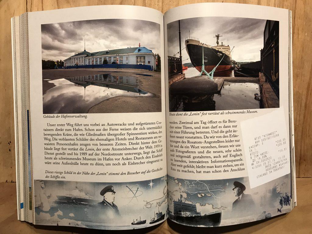 Nordwärts - 12.000 Kilometer mit dem Land Rover durch Finnland und Russland - Viele Bilder nehmen uns mit auf die Reise.