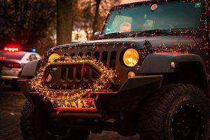 Jeep XMAS Parade 2017