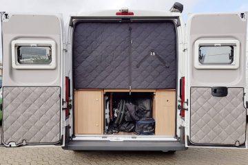BlidimaX carbody - Türen auf - Wärme bleibt.