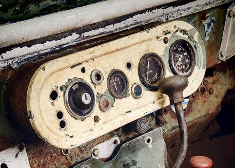 Mehr braucht es nicht um zu fahren. © Foto: Jaguar Land Rover