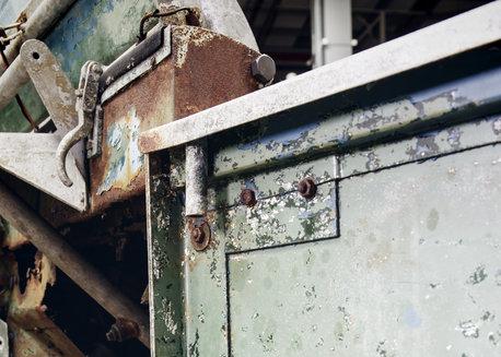 Die Spuren der Zeit. © Foto: Jaguar Land Rover