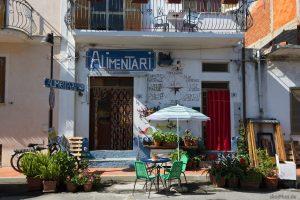Sardinien - Dorfladen