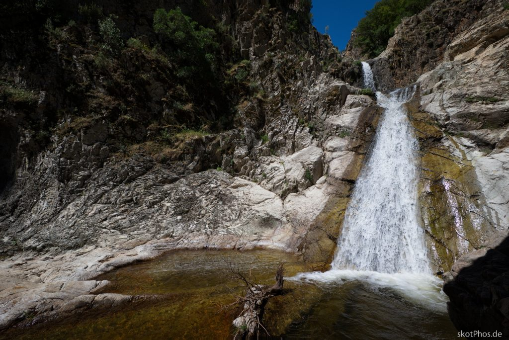 Sardinien - In der Gola di Pirincanes.