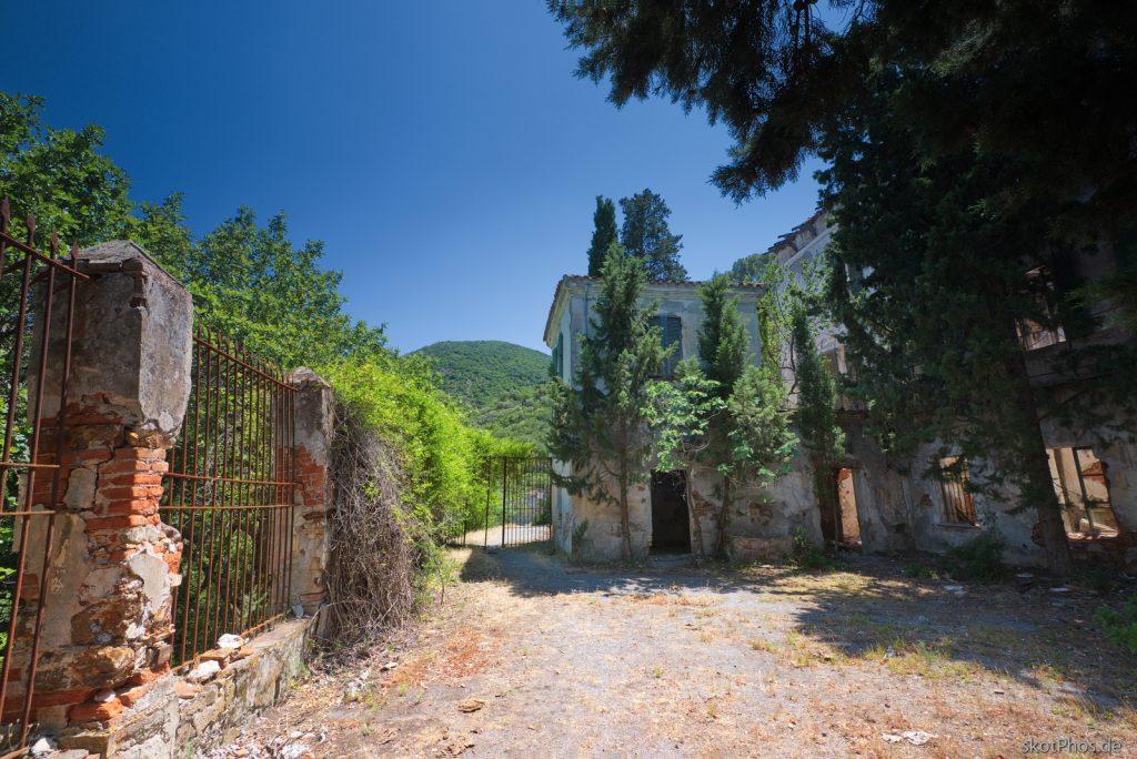 Sardegna - Min. d'argento di M. Narba.