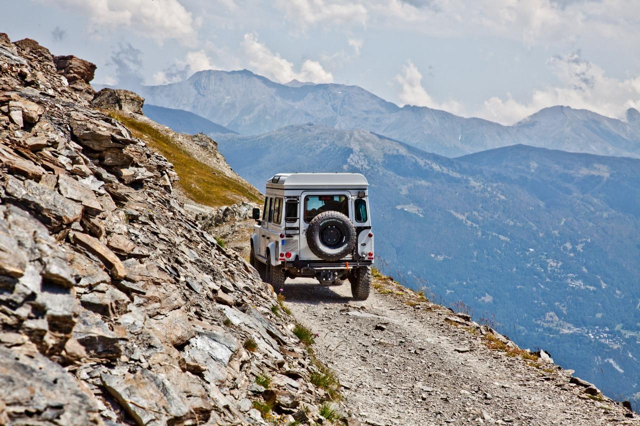 Abenteuer4x4 Westalpen-Tour