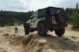 Jeep Club Deutschland Einsteiger-Training
