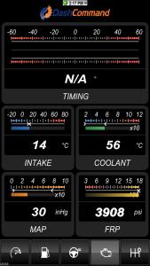 Vgate iCar 3 WiFi OBD2-Diagnosegerät - Dashboard OBD2.