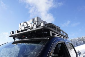 Mercedes X-Klasse-Zubehör von horntools - Dachgepäckträger Mercedes X-Klasse von horntools.