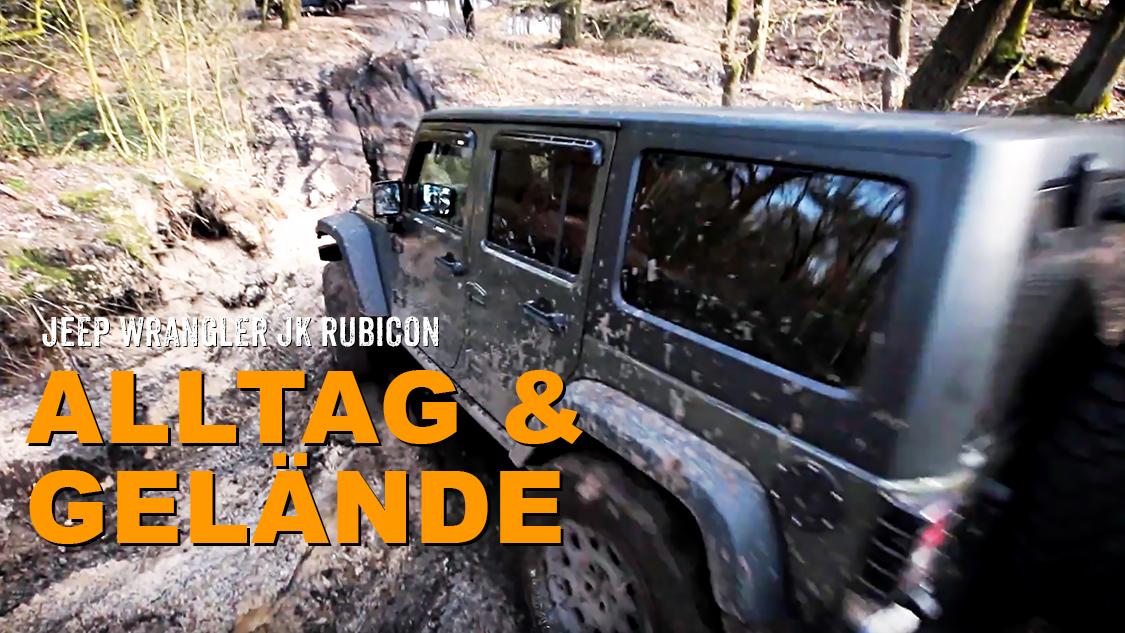 Jeep Wrangler JK Rubicon - 4x4 Passion #52