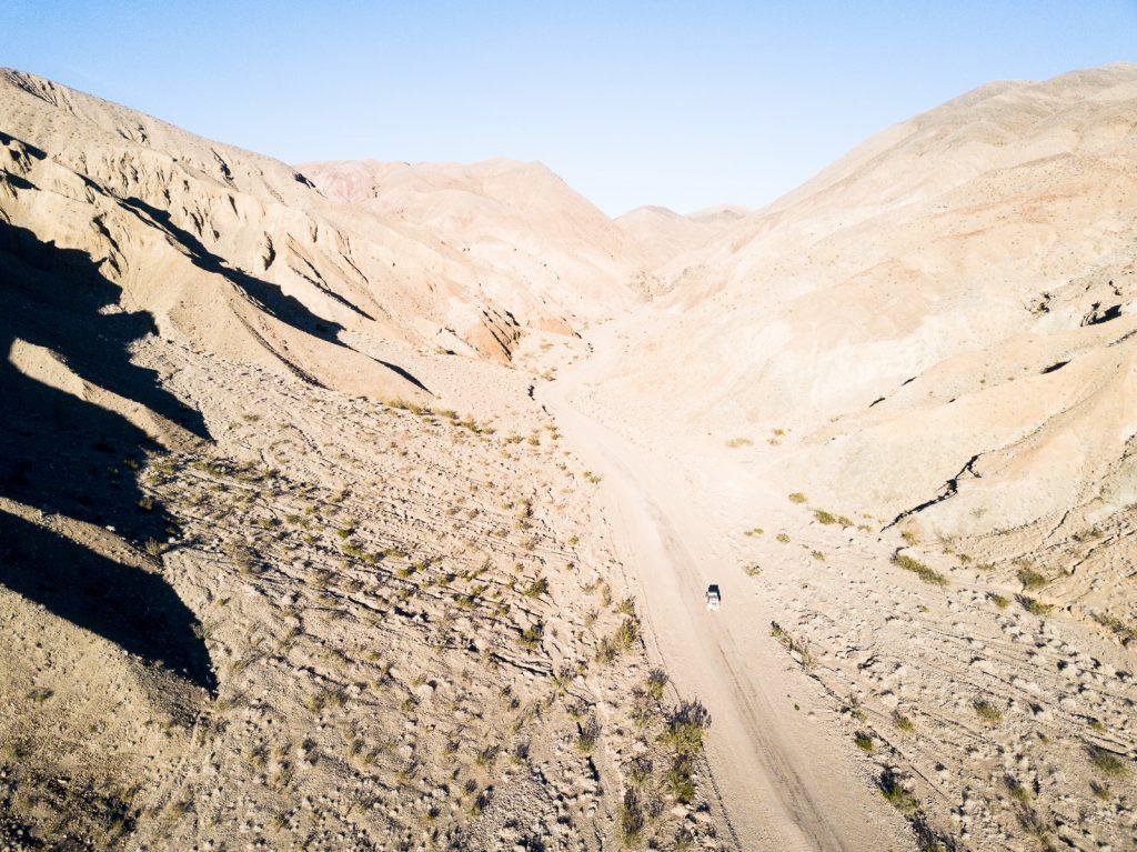 ©thesunnyside_3jpg - Weiter durch das Death Valley.