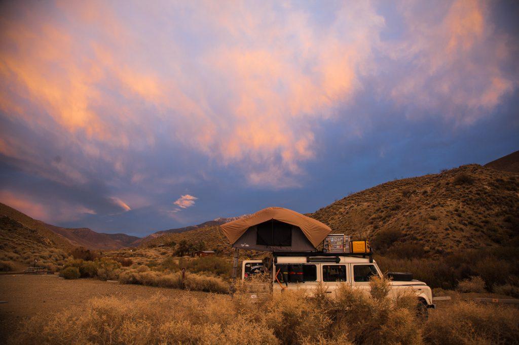 ©thesunnyside_5 - Die erste Nacht im Death Valley.