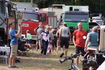 AMR-Globetrotter-Treffen in Amelinghausen