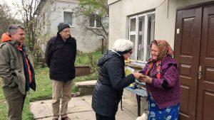Europas wilder Osten - Nach 70 Jahren wieder gefunden, Maria und meine Mutter, auch Enno und ich hatten Tränen in den Augen.