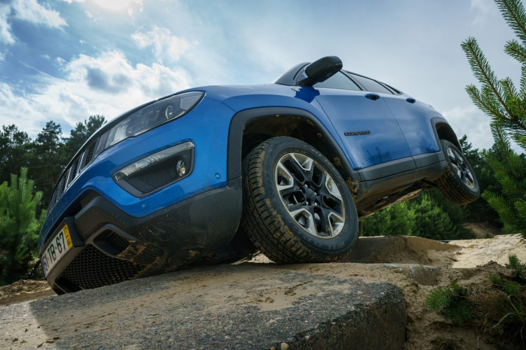 Jeep Camp 2018 - Tracks für Serienfahrzeuge und Offroad-Boliden.