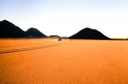 © H.C. Maurer - Östlich des Aïr-Gebirges in Mali.