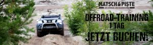 Matsch&Piste Offroad-Training für Anfänger