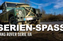 Land Rover Serie IIA von 1971 - 4x4 Passion #54