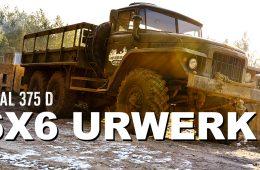 URAL 375D - Das Urwerk - 4x4 Passion #58