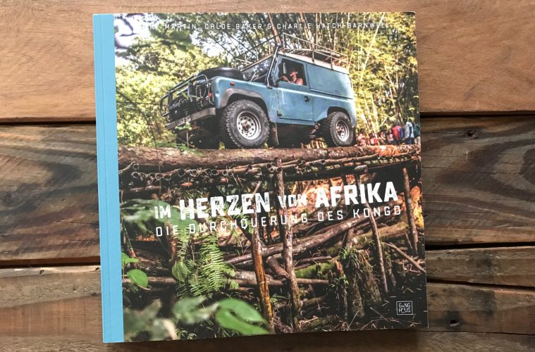 Im Herzen von Afrika - Dir Durchquerung des Kongo