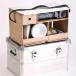 Küchenkisten von Nakatanenga-Küchenbox mit optionaler Transportkiste