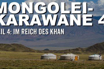 Mit dem Geländewagen in die Mongolei Teil 4 Mongolei II - 4x4 Passion #57