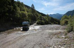 Scouttour Montenegro für Offroad-LKW bis 7,5t