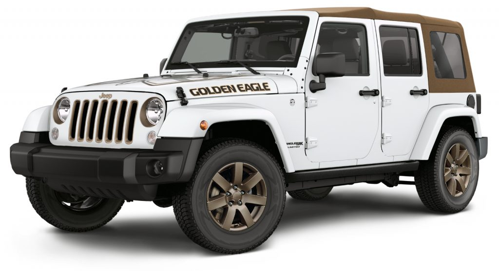 Jeep Wrangler Golden Eagle - Der neue Golden Eagle auf basis des Wrangler JK.