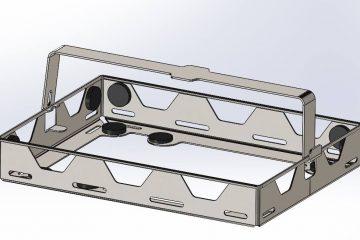 Neues Design für den Kanisterhalter von relleumdesign