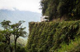 Bolivien, Camino de la muerte