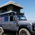 Tuff-Trek Budotop elektrisches Dachzelt