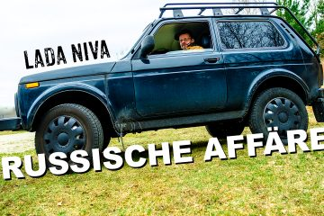 Lada Niva - gut, günstig, geländegängig? - 4x4 Passion #60