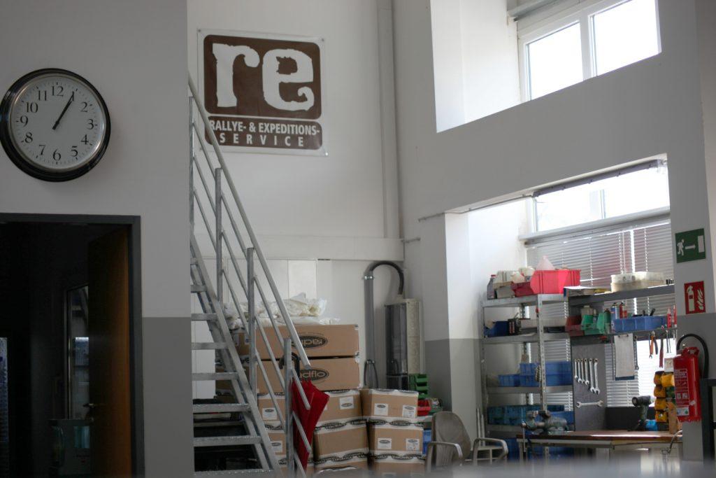 re-Suspension in neuen Räumlichkeiten - Die neuen Räumlichkeiten sind jetzt freundlich und hell.
