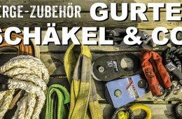 Bergezubehör: Gurte, Schäkel und Co. - 4x4 Passion #62