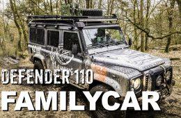 Land Rover Defender 110 TD4 als geländegängiger Reisewagen - 4x4 Passion #65