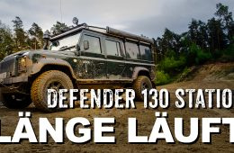 Sonderanfertigung Land Rover Defender 130 Station - 4x4 Passion #67