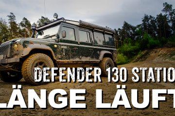 Sonderanfertigung Land Rover Defender 130 Station - 4x4 Passion #67