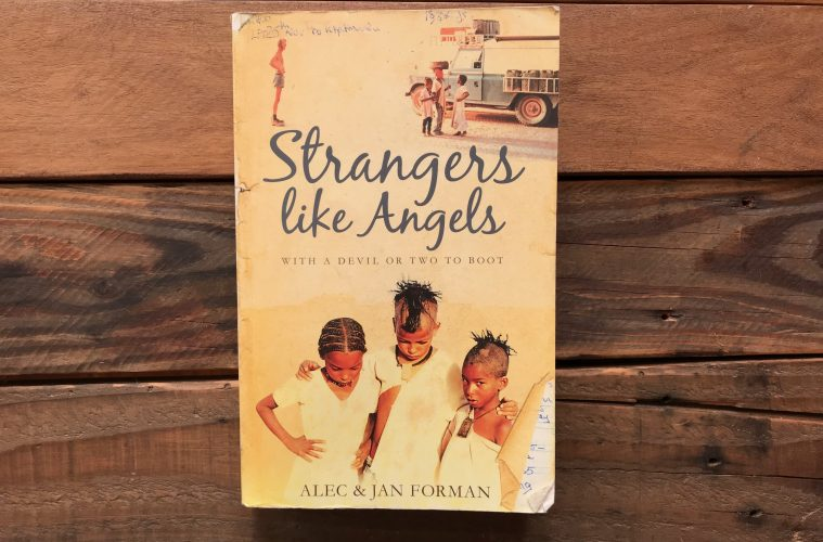 Strangers like Angels - Jan&Alec Forman