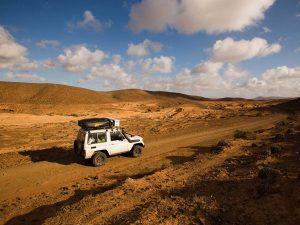 Broamers - Zwei Kumpel mit ihrem Toyota durch Afrika