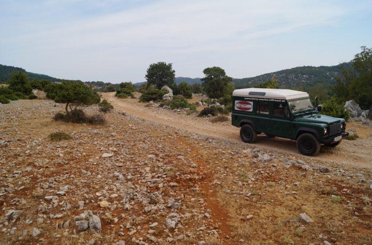 Kroatien Offroad