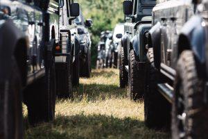 Land Rover Weltrekord