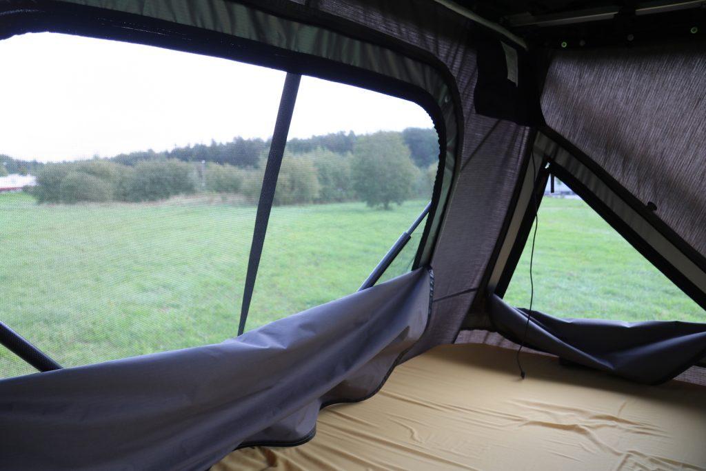 Nakatanenga Rooflodge Hartschalen-Dachzelt Z-Tent
