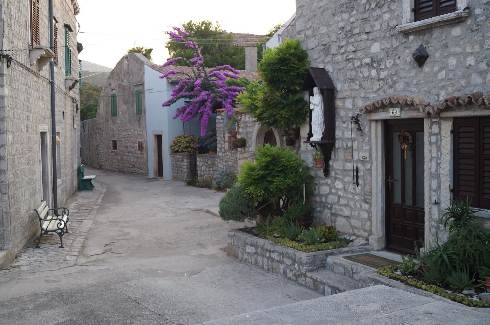 Offroad in Kroatien Osor