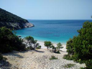 Offroad Kroatien malerische Buchten