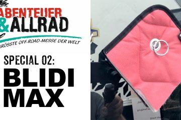 Blidimax-Sonnen- und Kälteschutz für Reisefahrzeuge - 4x4 Passion #72