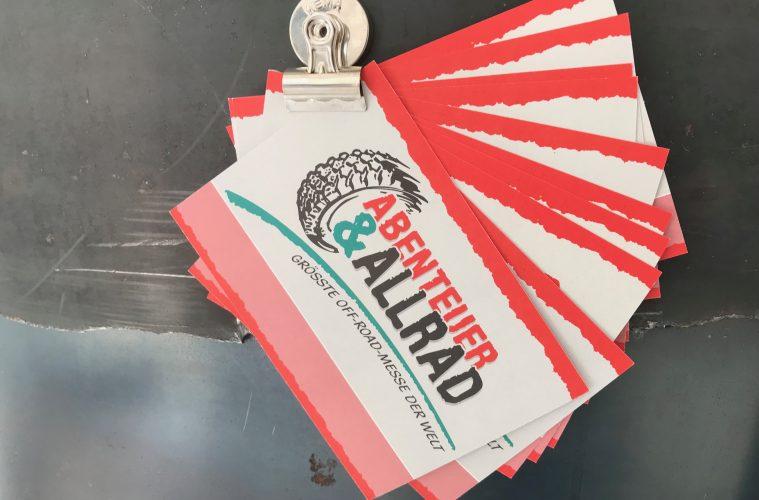 Karten Abenteuer&Allrad 2018