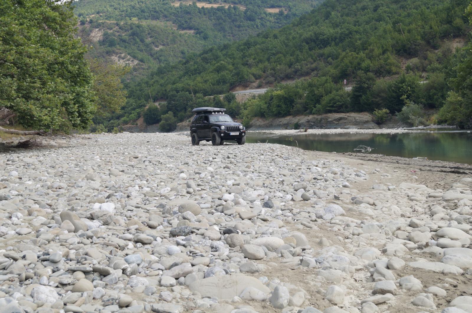 Offroad in Albanien - Auf der Suche nach dem perfekten Stellplatz