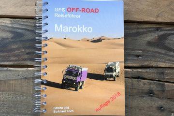 Pistenkuh Off-Road-Reiseführer Marokko