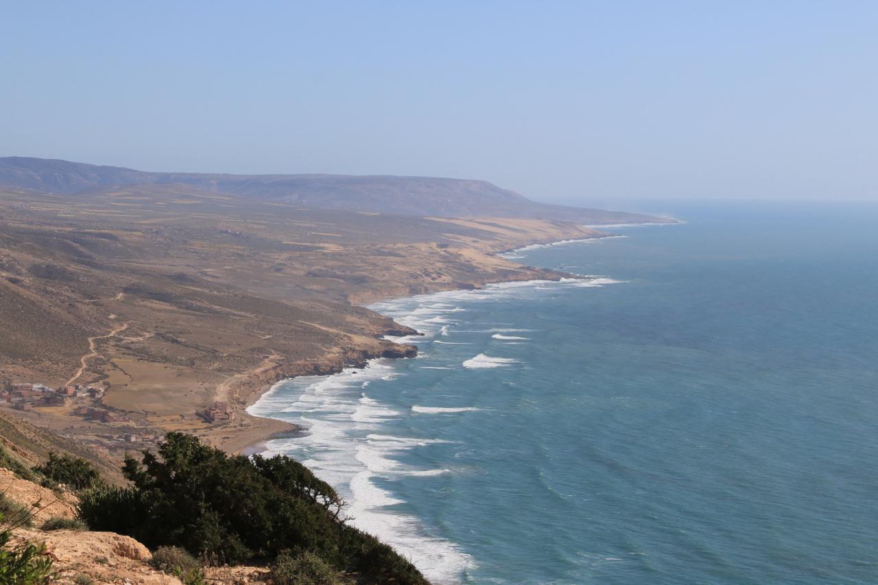 Trailpunkz.com - Wunderschöne Küste Marokko