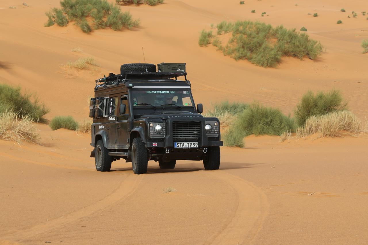 Trailpunkz.com - Wüste Marokko